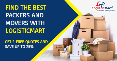 Packers and Movers in Agartala - LogisticMart