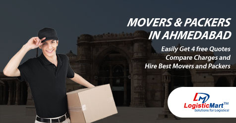top movers and packers Ahmedaabad