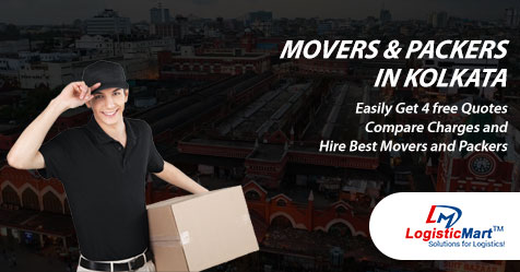 top movers and packers Kolkata