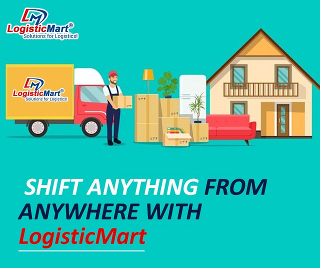 Packers and Movers in Surat - LogisticMart
