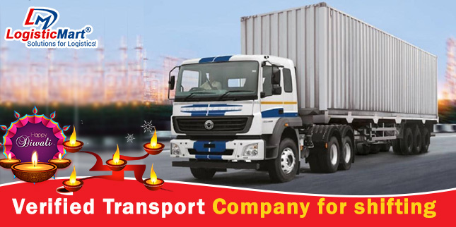 Verified Transport Company for Gift Items Shifting in Gurgaon - LogisticMart