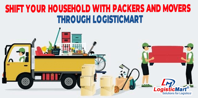 Household Shifting Services in India - LogisticMart