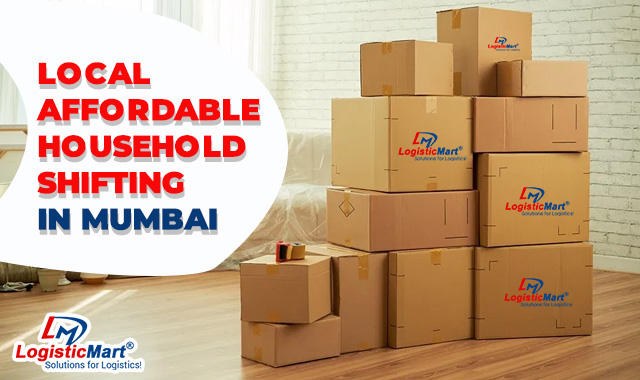 Cheap and Best Professional Packers and Movers in Bandra - LogisticMart