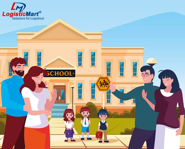 School Formality Before House Shifting in Patna - LogisticMart