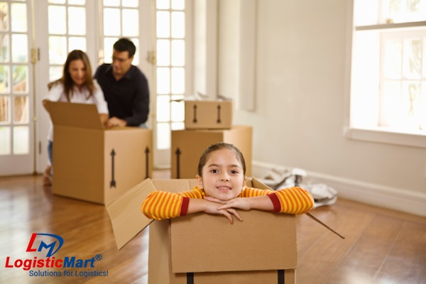 Packers and Movers in Patna - LogisticMart