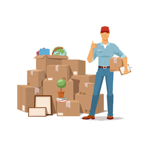Packers and Movers in Dwarka  - LogisticMart