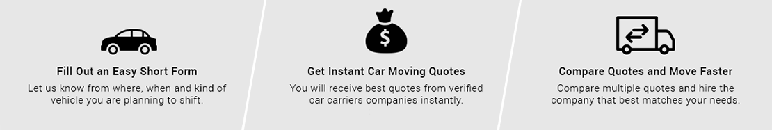 Find Car Transport Services in Noida, Get Charges in a